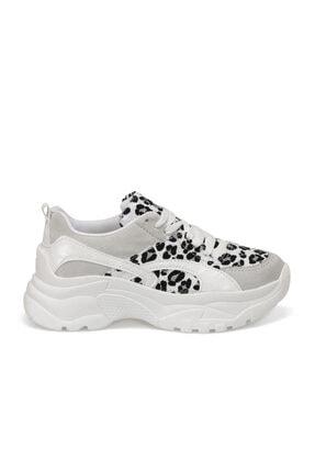 Butigo LOREDANA Gri Kadın Fashion Sneaker 100662967 0