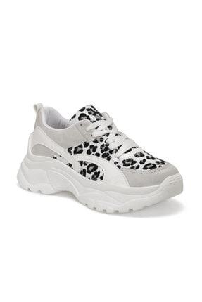 Butigo LOREDANA Gri Kadın Fashion Sneaker 100662967 1