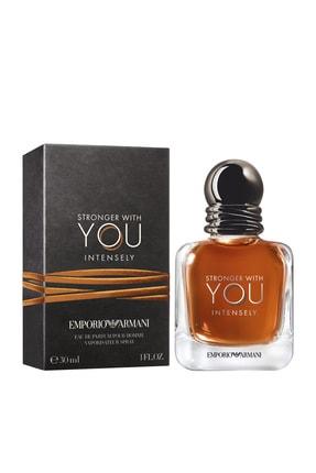 Emporio Armani Stronger With You Intensely Erkek Eau De Parfum 30 ml 3614272225695 1