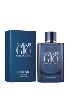 Giorgio Armani Acqua Di Gio Profondo Erkek Eau De Parfum 125 ml 3614272865235 1