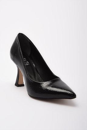 Yaya by Hotiç Siyah  Klasik Topuklu Ayakkabı 01AYY197670A100 2