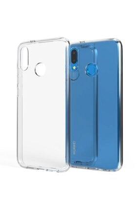 Jopus Huawei P Smart 2019 Şeffaf Kılıf 0
