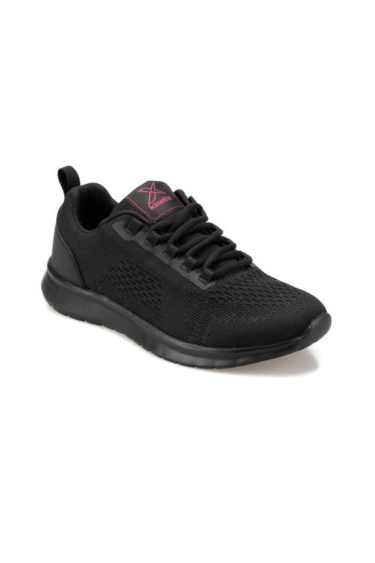Kinetix Lava W 9pr Siyah-fuşya Kadın Spor Ayakkabı