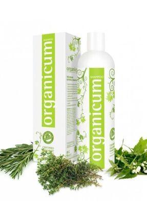 Organicum Yağlı Saçlar Için Şampuan 350 Ml 0