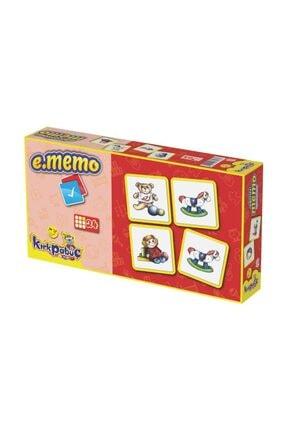 Kırkpabuç Puzzle Memory Oyuncaklar 10x10 0