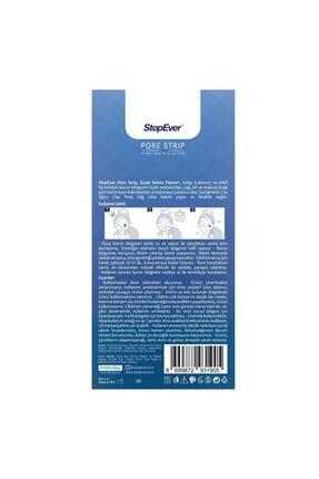 StopEver Pore Strip Siyah Nokta Bandı 6 Adet 1