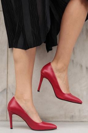 Mio Gusto Basic Kırmızı Stiletto 1