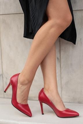 Mio Gusto Basic Kırmızı Stiletto 3