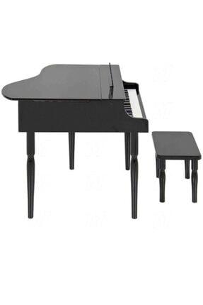 Manuel Raymond Çocuk İçin Ahşap Piyano Bp30bk Nota Sehpası Ve Tabure 0