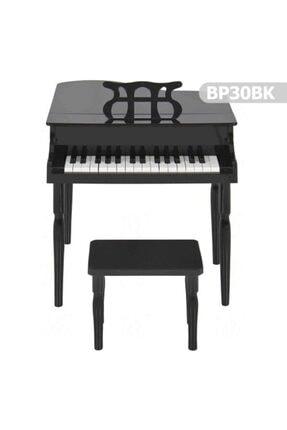 Manuel Raymond Çocuk İçin Ahşap Piyano Bp30bk Nota Sehpası Ve Tabure 1