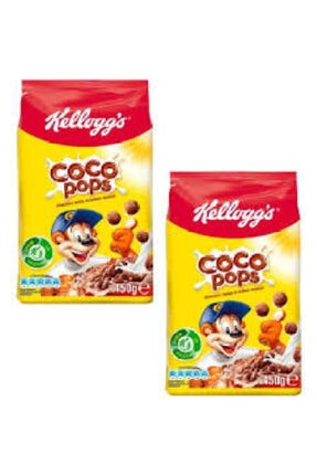 Kellogg's Cocopops Topları 450 gr X 2 Adet 0