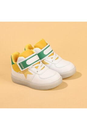 220.b20k.106 Magic Kız/erkek Çocuk Işıklı Bot Ayakkabı resmi