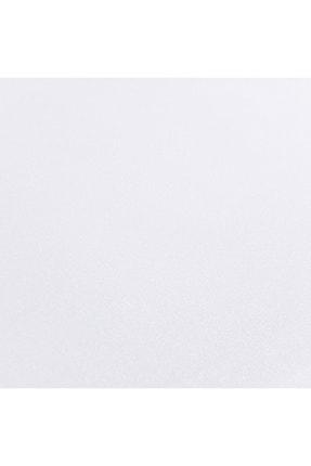 Anıper Beyaz Düz Stor Perde Tmnp-1001 110x260 cm 3