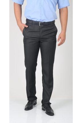 Bilgiçler Erkek Füme Pilesiz Kumaş Pantolon 0