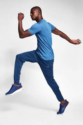 Lescon Erkek Derin Mavi T-Shirt 20S-1298-20B 1