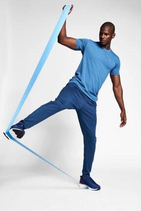 Lescon Erkek Derin Mavi T-Shirt 20S-1298-20B 2