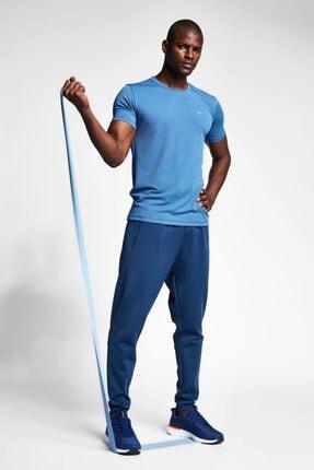 Lescon Erkek Derin Mavi T-Shirt 20S-1298-20B 3