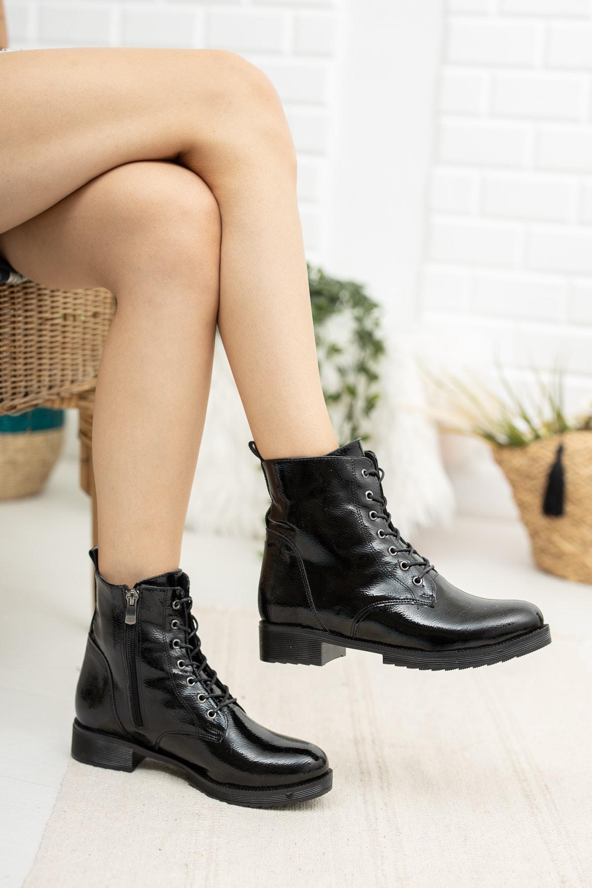MODALİST Kadın Bot Ayakkabı Fcy-01