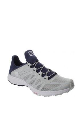 Salomon Kadın Mavi Beyaz Outdoor Ayakkabı 266 406823G 0