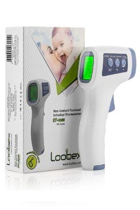Loobex Dt-4060 Vücut Ve Alından Temassız Kızılötesi Ateş Ölçer 1