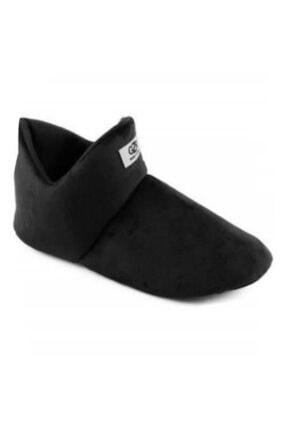 Gezer 3102 Siyah Erkek Panduf Ev Botu Ev Ayakkabısı 0