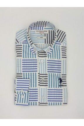 تصویر از پیراهن مردانه کد 19YEAYDM0011-005