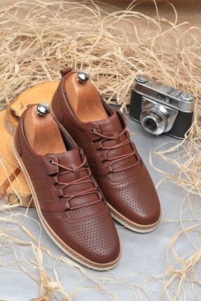 Daxtors D-025 Günlük Ortopedik Hakiki Deri Erkek Ayakkabı 0