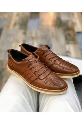Daxtors D-025 Günlük Ortopedik Hakiki Deri Erkek Ayakkabı 1