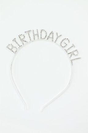 New Obsessions Birthday Girl Taşlı Taç 1