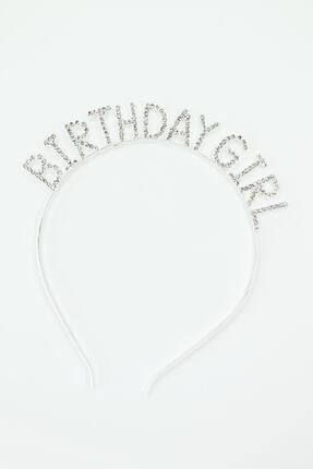 New Obsessions Birthday Girl Taşlı Taç 2