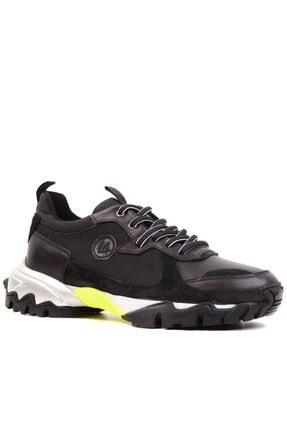 MARCOMEN Erkek Siyah Günlük Ayakkabı 1