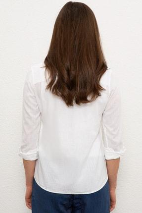 US Polo Assn Kadın Gömlek G082SZ004.000.982151 2