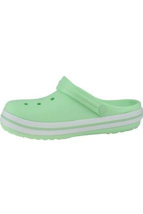 Crocs 204537 K Crocband Clog Kids Yeşil Çocuk Terlik 1