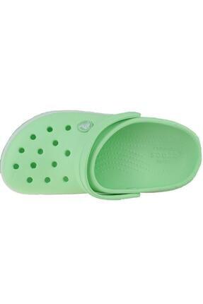 Crocs 204537 K Crocband Clog Kids Yeşil Çocuk Terlik 2