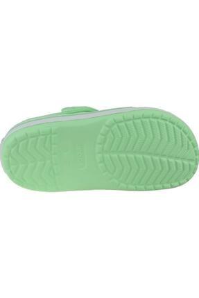Crocs 204537 K Crocband Clog Kids Yeşil Çocuk Terlik 3