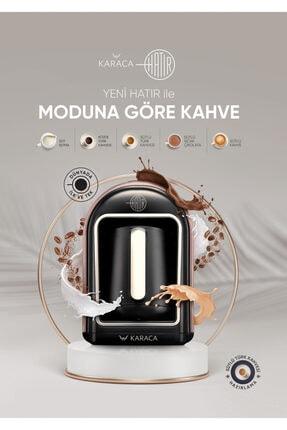 Karaca Hatır Mod Türk Kahve Makinesi Rosegold 3