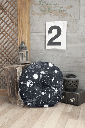 Home & Bath Dekoratif Yer Minderi Andromeda 0