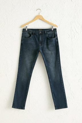 LC Waikiki Erkek Koyu Rodeo Slım Fit Jeans 0WDG97Z8 0