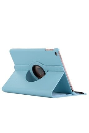 MOBAX Turkuaz Apple Ipad Air 2 Dönebilen Standlı Case Kılıf A1566 A1567 0