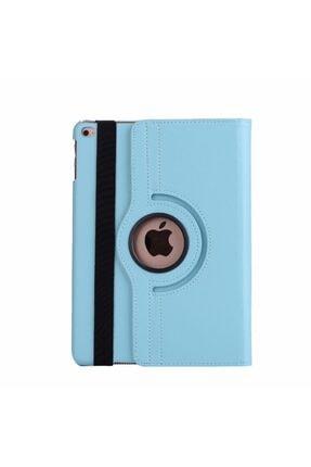 MOBAX Turkuaz Apple Ipad Air 2 Dönebilen Standlı Case Kılıf A1566 A1567 1