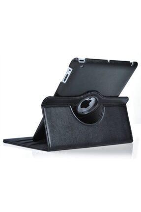 MOBAX Siyah Apple Ipad 6 Nesil 9.7 2018 Dönebilen Standlı Case Kılıf A1893 A1954 1
