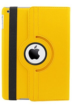 MOBAX Sarı Apple Ipad Air 2 Dönebilen Standlı Case Kılıf A1566 A1567 1