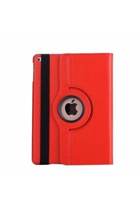 MOBAX Kırmızı Apple Ipad 6 Nesil 9.7 2018 Dönebilen Standlı Case Kılıf  A1893 A1954 1