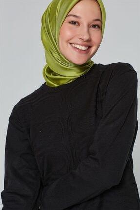 Armine Kadın Siyah Triko Kazak 9k9008 2