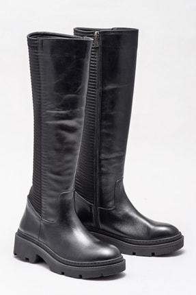Elle Kadın Sheren Sıyah Çizme 20KTO18718 0