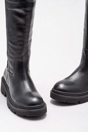 Elle Kadın Sheren Sıyah Çizme 20KTO18718 2