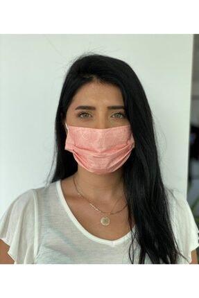 Bosmax 10 Adet Desenli Baskılı Maske 3katlı Burun Telli Meltblown Ara Katman 0