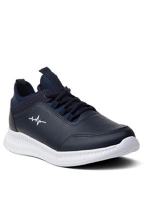 Giyyin Lacivert Erkek Sneaker Bstf069 0