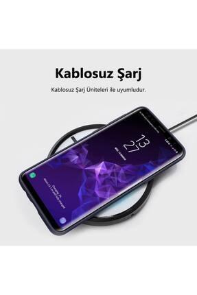 KZY İletişim Huawei Mate 10 Lite Içi Kadife Soft Logosuz Lansman Silikon Kılıf - Lila 4