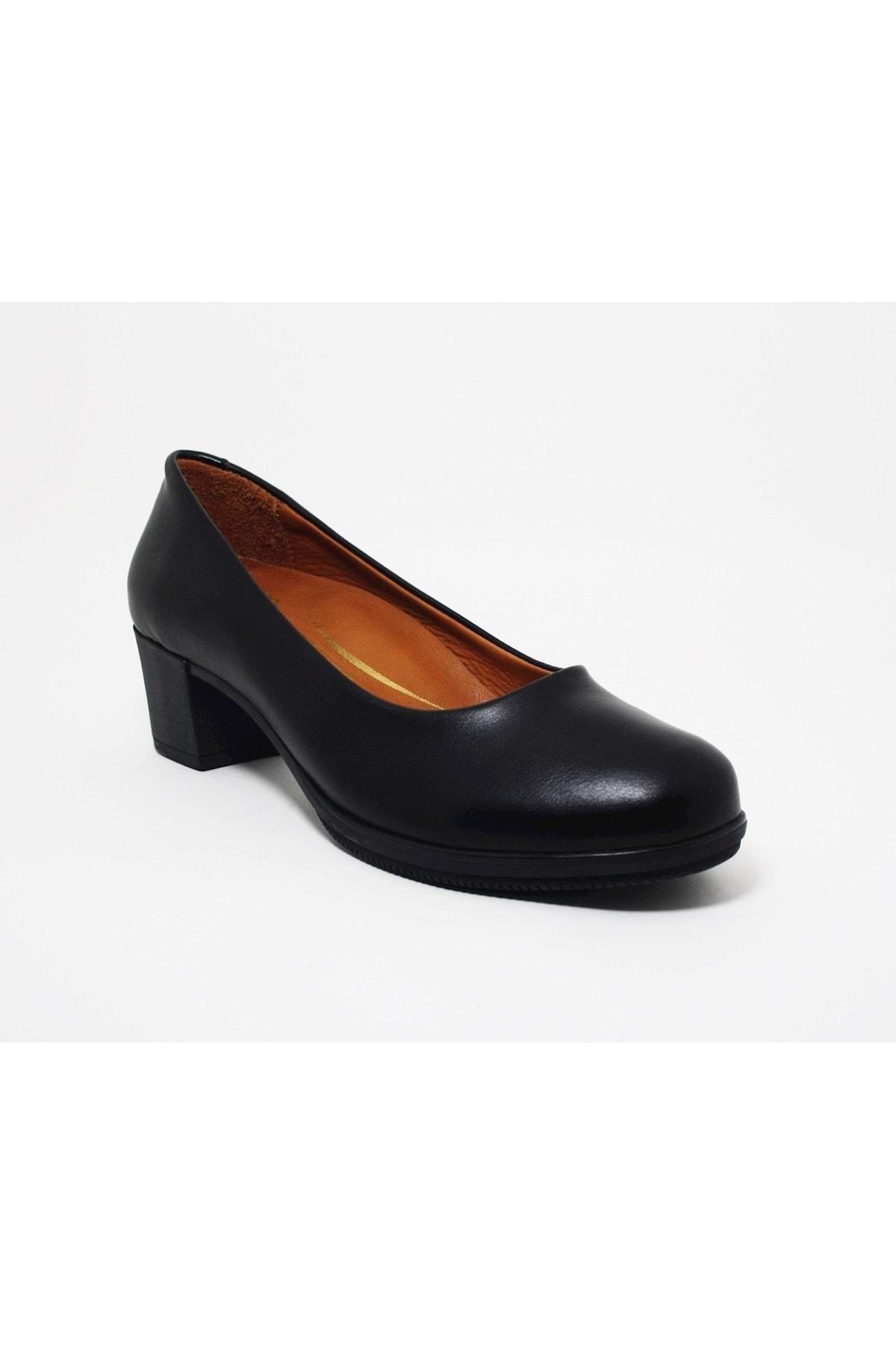 Polaris Kadın Siyah Ayakkabı